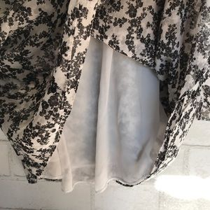 White House Black Market Dresses - White House Black Market Ruffles Tank Dress 2